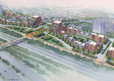 Lake Park Crescent Redevelopment Plan